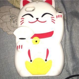 🚚 ✨手機造型招財貓款軟殼✨⬇️適合i6