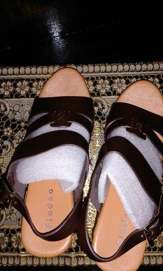 Fladeo shoes brown