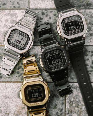 G-Shock Limited GMW Series