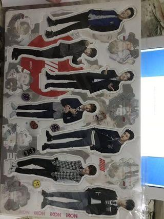 iKon standing [from all about merch]