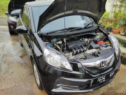 Honda brio satya s 2013