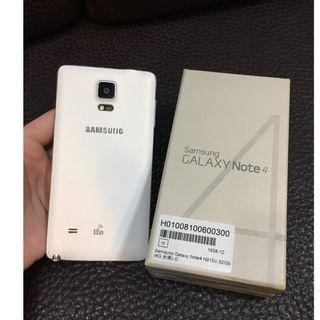 SAMSUNG GALAXY NOTE 4 64GB 功能正常 台北面交