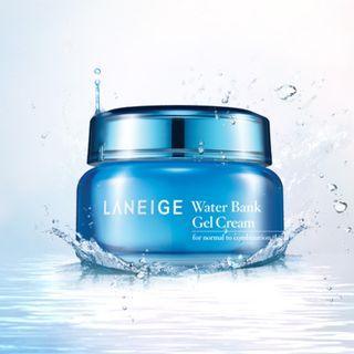 Laneige: water bank gel cream