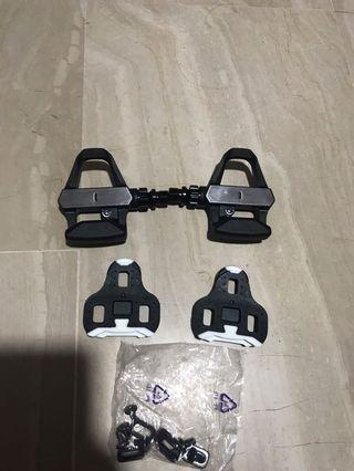 Btwin Keo cleats