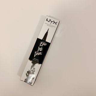 NYX Epic Ink Liner 精細筆尖極黑防水眼線液