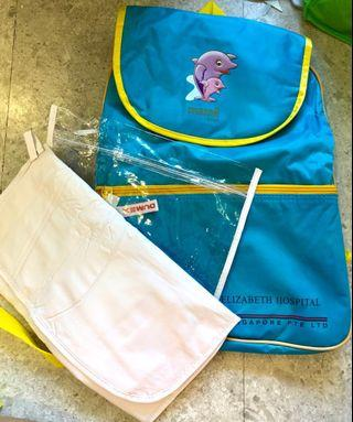Giveaway backpack bags