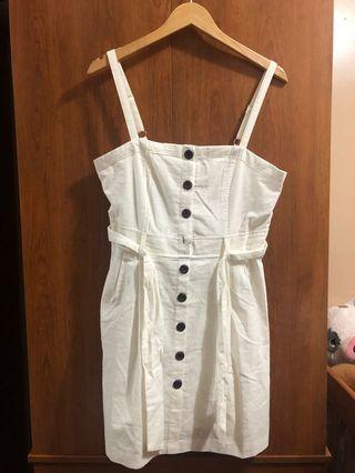 BNWT Linen Dress