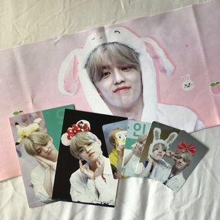 wts breathless moment seventeen s.coups seungcheol slogan cheering kit