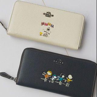 🎁Coach Limited Ed Snoopy