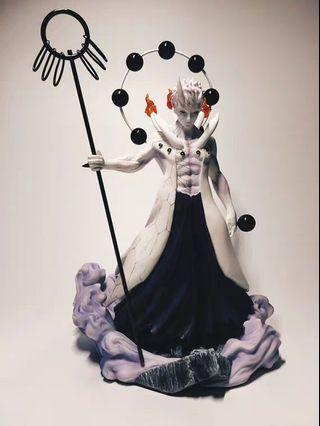 全新 宇智波帶土 十尾模式 火影忍者 樹脂gk 模型figure