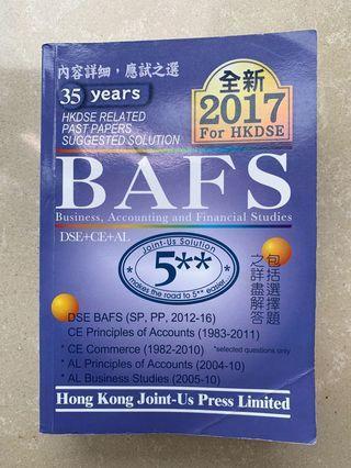 DSE BAFS Joint-Us Solution  (AL, CE, DSE pastpaper solutions)