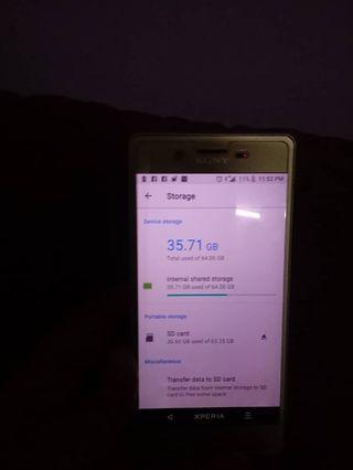 SONY XPERIA X PERFORMANCE 3/64GB