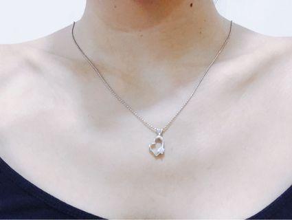 LOVE DIAMOND NECKLACE
