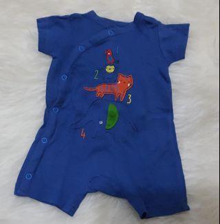 Blue Jumpsuit Mothercare