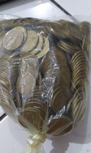 Uang logam 100 - 1998