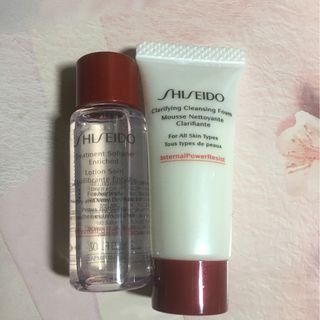 Shiseido sample