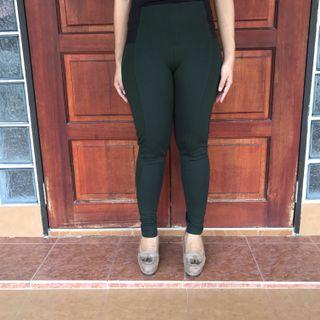 ZARA Green Legging