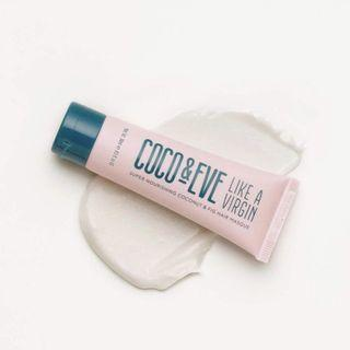 Coco & Eve Travel size Like A Virgin Coconut & Fig hair masque, 30ml