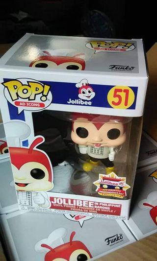 Jollibee in Barong Pop limited edition!