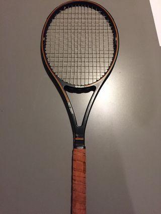 Tennis- Wilson Pro Staff Midplus Vintage Racket