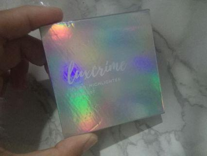luxcrime ultra highlighter stardust