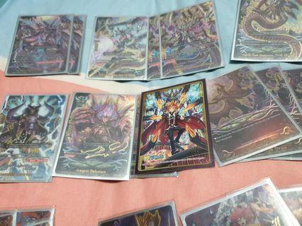 (Clearing Sale)Buddyfight Lost world Deck