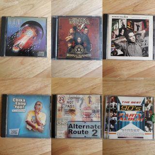 Random CD albums