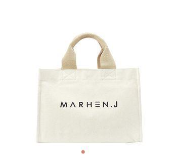 🚚 Marhen J Rico Neutral Bag