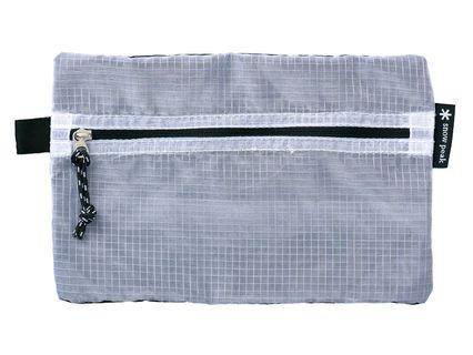 snow peak mesh pouch bag-L