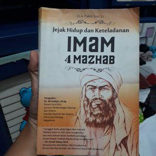 Jejak Hidup Imam 4 Mahzab