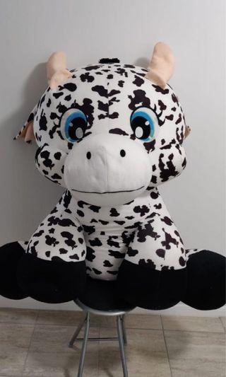 Lifesize Cow Plushie Moo