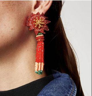 Zara Beaded Earrings