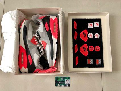 Nike Air Max 90 V SP Patch Pack Infrareds