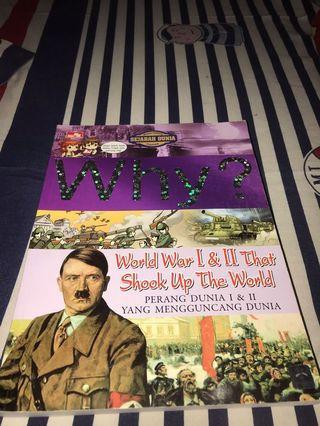 Why? World War 1 & 2 (History)