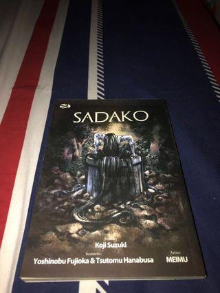 SADAKO (Horror Comics)