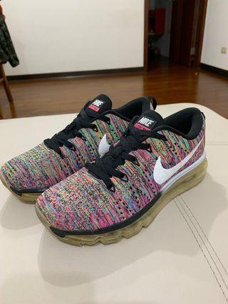 🚚 Nike flyknit max 慢跑鞋