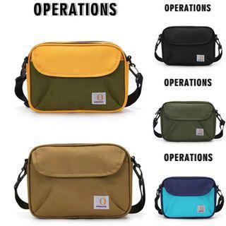 Operations日版防潑水單肩袋/斜孭袋