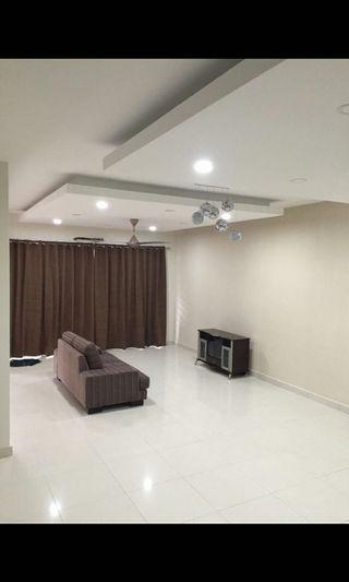 Double storey Denai Alam Shah Alam for rent