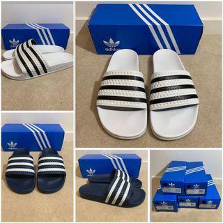 Brand New - Adidas Adilette Slides - $35 each