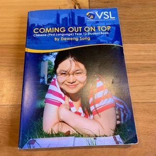 Coming out on top: VCE Chinese (first language) Unit 3&4