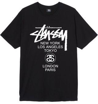Stussy World Tour Tee - Official Stüssy Singapore
