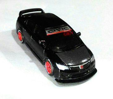 Tomica Honda civic Mugen custom