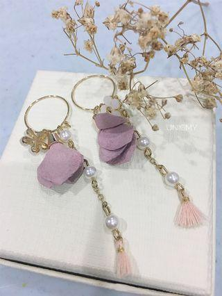 Flower Vintage Earring