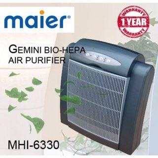 New Maier Gemini Hepa Air Purifier