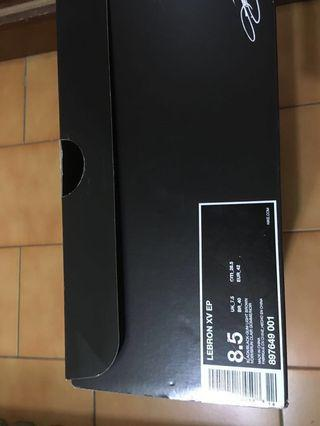 LEBRON XV EP 9成新 價格可議價
