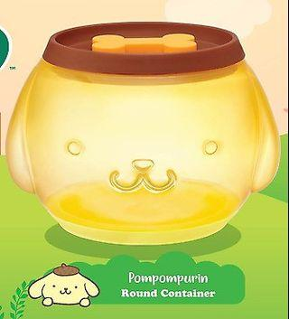 7-11 Pompompurin container