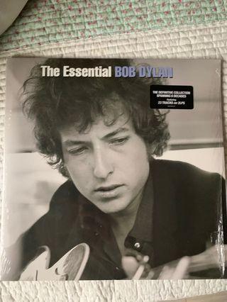 The Essential Bob Dylan US double vinyl LP