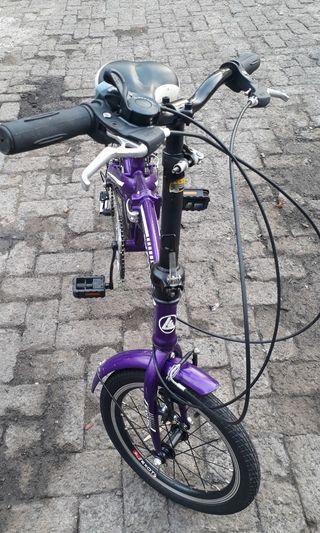 Sepeda Lipat Exotic 16 inch
