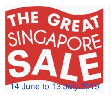 Great Singapore Sales