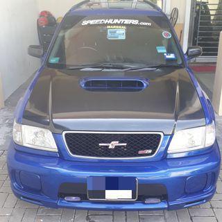 Subaru Forester SF5 STI type llM